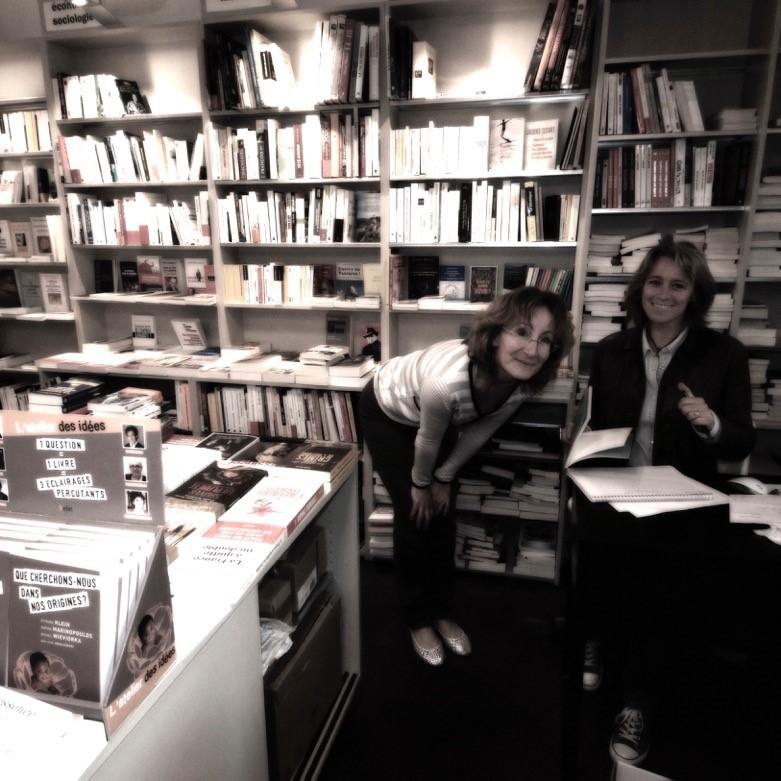 Marianne et régine
