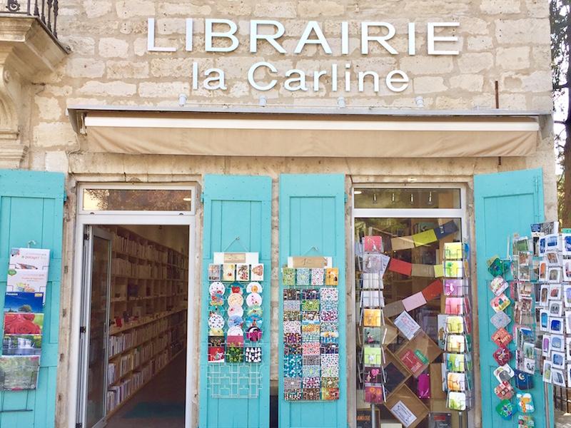 carline façade