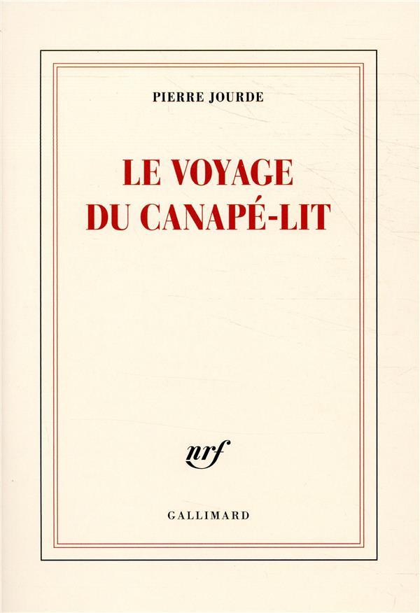 Rencontre Avec Pierre Jourde Autour De Son Livre Le Voyage Du Canape Lit Gallimard 21019 Libraires Du Sud